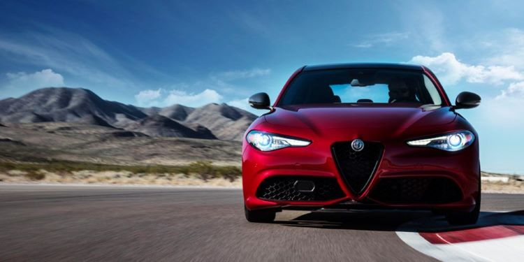 Alfa Romeo Reintroduces the Giulia with Multiple Composite Components