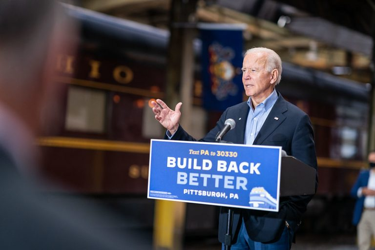 How Buy America Can Help Biden Truly Build Back Better