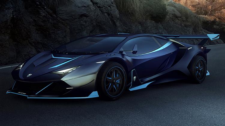 New All-Electric Car Features Carbon Fiber and Kevlar Interior