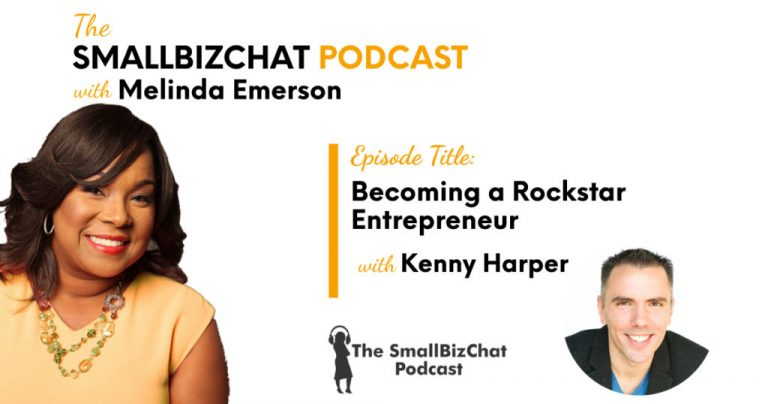Becoming a Rockstar Entrepreneur with Kenny Harper » Succeed As Your Own Boss