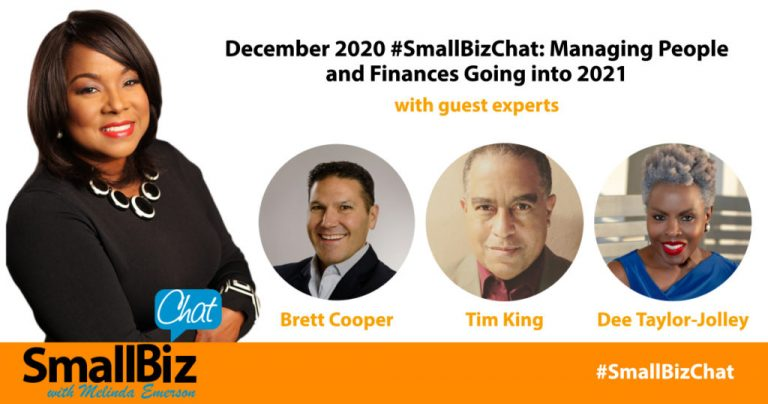 Managing People and Finances Going into 2021 » Succeed As Your Own Boss