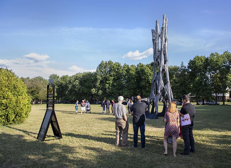 Lattice Tower Showcases New Technologies