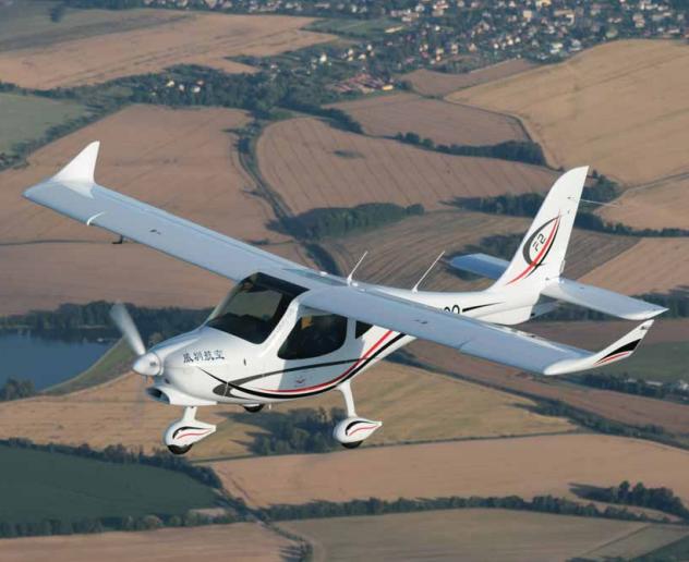 Innovative Carbon Fiber Prepreg Transforms Ultralight Aircraft Design