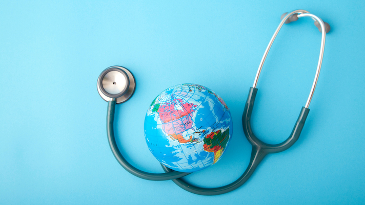 Creating sustainable healthcare solutions and addressing the 10/90 gap