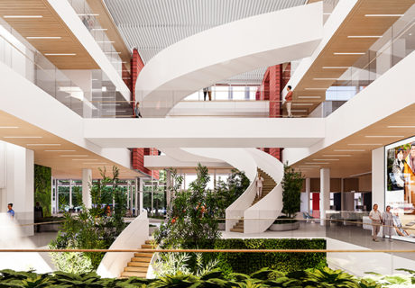 PHOTO TOUR: Rutgers Cancer Institute Of New Jersey Cancer Pavilion