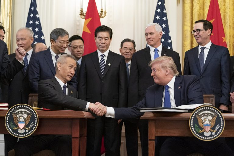 It's the One Year Anniversary of Trump's Trade Deal With China