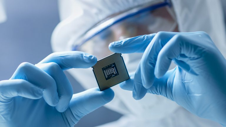 Will Washington Act to Shore Up Semiconductor Manufacturing?