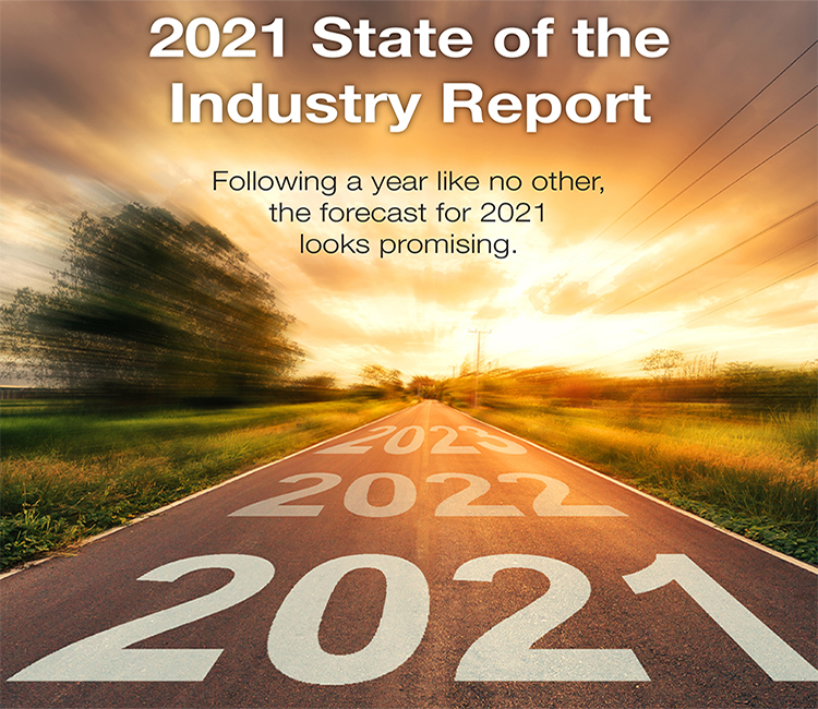 2021 State of the Business Report