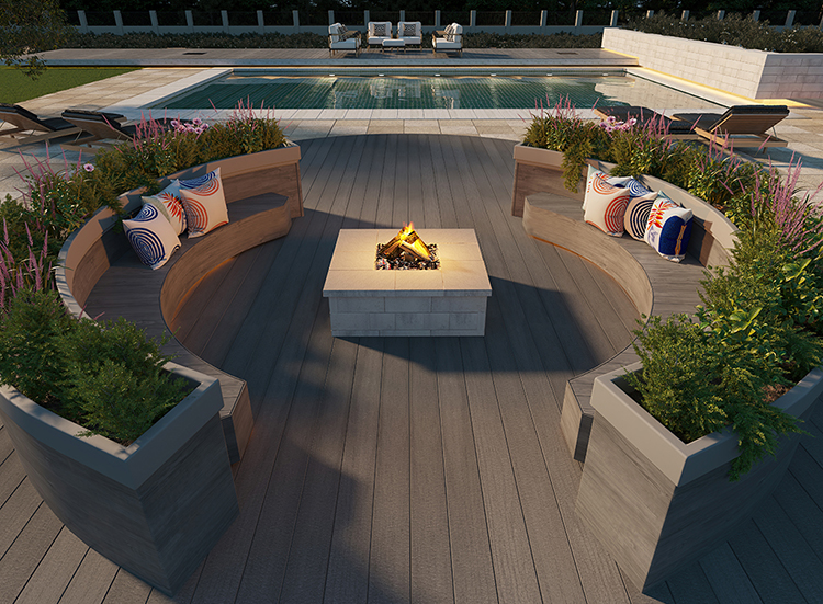 Composite Deck Boards Affords Pure Trying Surfaces With New Options