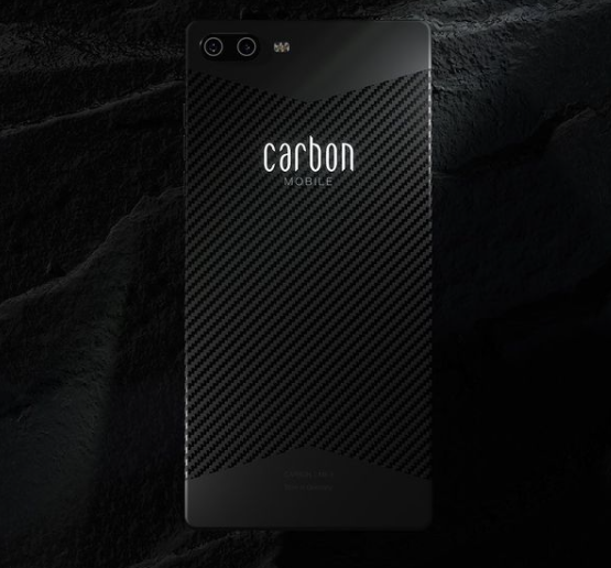 World's First Carbon Fiber Monocoque Smartphone Launched