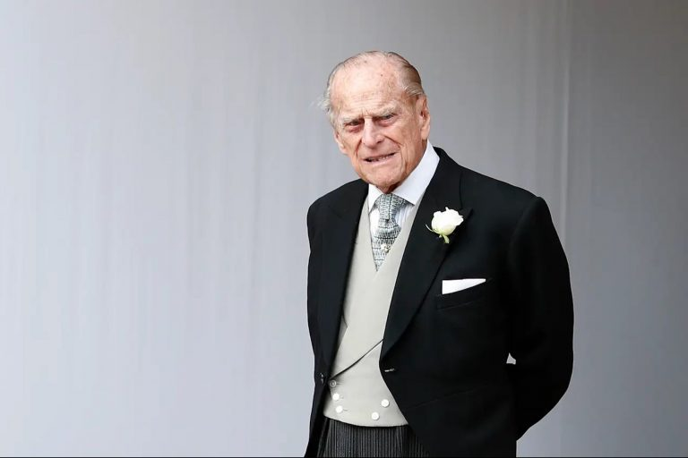 Prince Philip, a Royal Stalwart and the Queen's Husband of 72 Years, Is Lifeless at 99